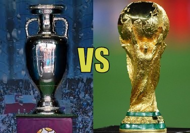 Euro vs World Cup