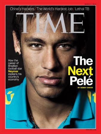 Neymar-on-TIME-cover