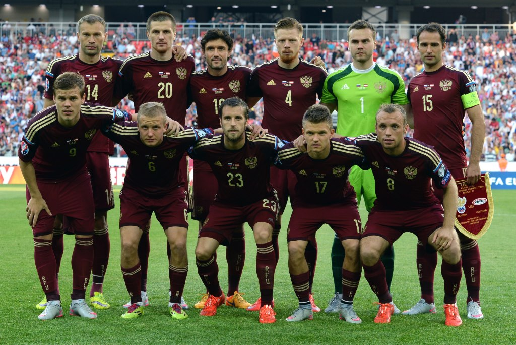 RussiaNationalFootballTeam