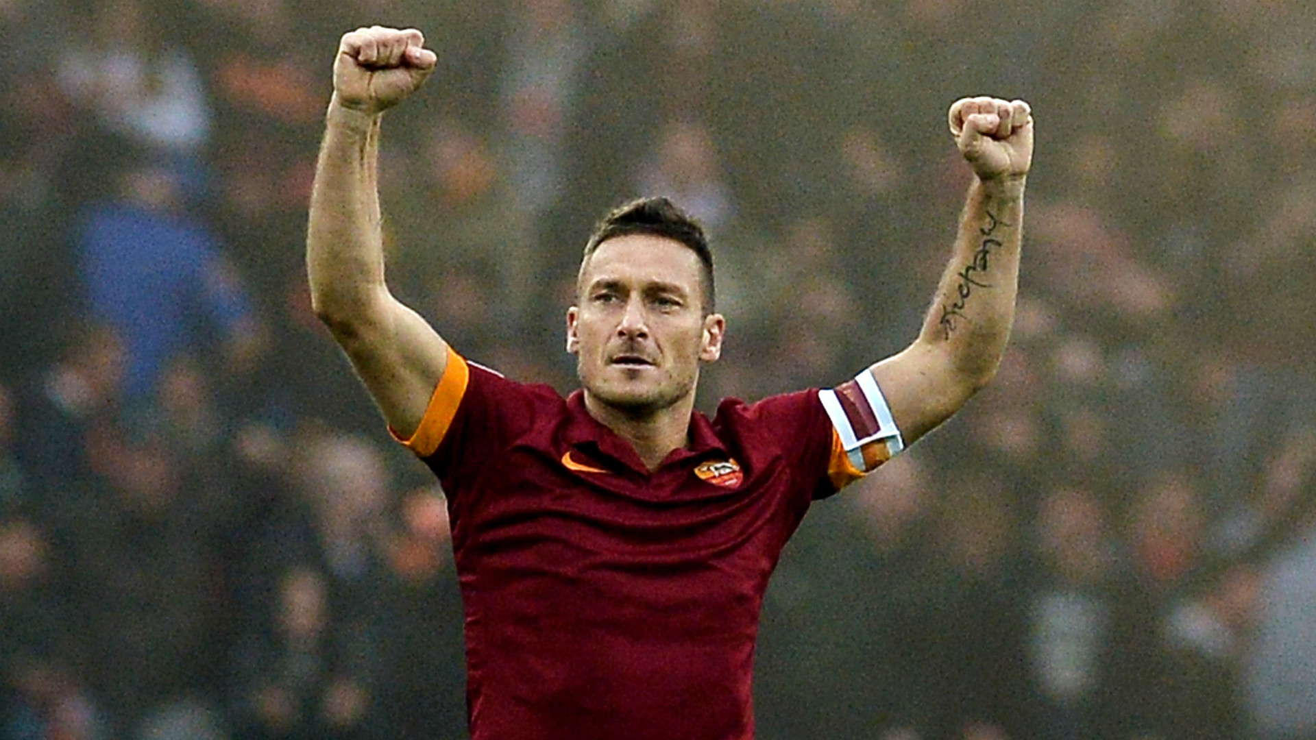 An Article Paying Tribute To Francesco Totti