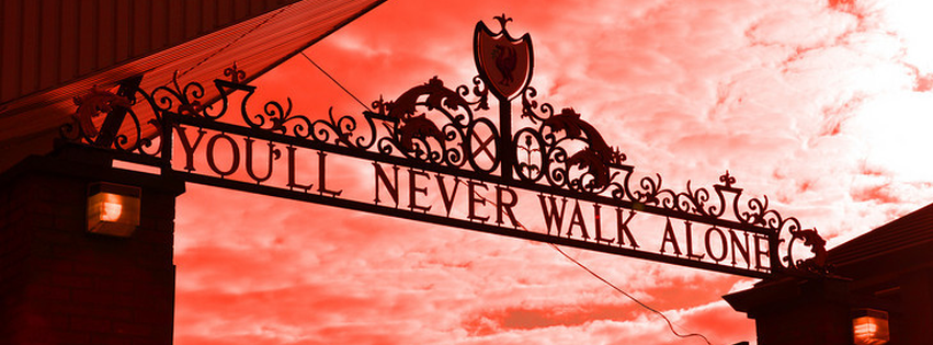 you ll never walk alone history of the liverpool fc song protege sports. Black Bedroom Furniture Sets. Home Design Ideas