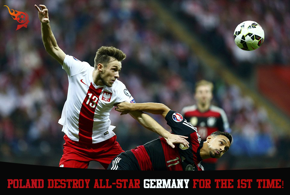Poland vs Germany Match Report | Protege Sports