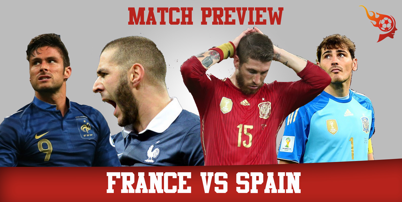 France vs spain in the orgyf70 7