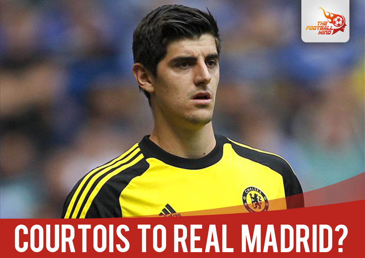 Courtois To Real Madrid?