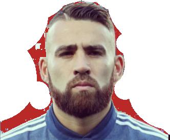 Aston Villa's Micah Richards looks dejected